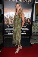 Christina Welch<br /> &quot;Field Of Lost Shoes&quot; Special Screening, Village Theater, Westwood, CA 09-17-14<br /> David Edwards/DailyCeleb.com 818-249-4998