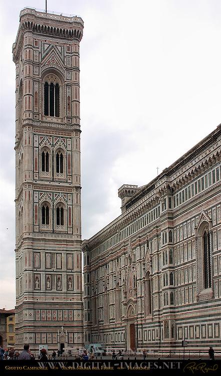 Giotto Campanile Santa Maria del Fiore Florence