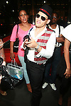 """Jason """"King of Sexiness"""" Abrams  - Arrivals : New Premium Lounge Signed by INDASHIO Men's Collection Fashion Show at AUDI FORUM, NY  9/13/11"""
