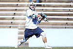 14 February 2015: North Carolina's Jimmy Bitter. The University of North Carolina Tar Heels hosted the University of Massachusetts Minutemen in a 2015 NCAA Division I Men's Lacrosse match. UNC won the game 20-8.