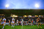 Dewsbury v Wigan - 04 April 2014