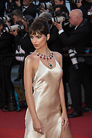 Emily Ratajkowski at the premiere for &quot;Ismael's Ghosts&quot; at the opening ceremony of the 70th Festival de Cannes, Cannes, France. 17 May 2017<br /> Picture: Paul Smith/Featureflash/SilverHub 0208 004 5359 sales@silverhubmedia.com