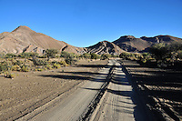Desert Landscape, Potosi, Bolivia