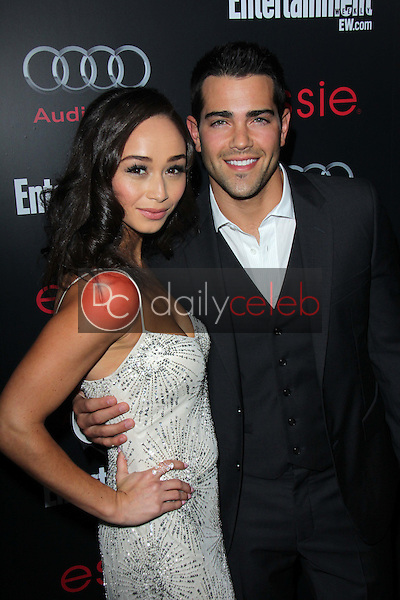 Jesse Metcalfe and Cara Santana<br />