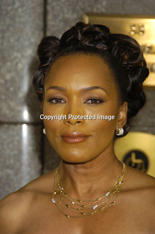 Angela Bassett ..arriving at the 59th Annual Tony Awards on June 5, 2005 at ..Radio City Music Hall. ..Photo by Robin Platzer, Twin Images