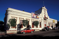 The Government Pallace or Palacio de Gobierno in the city of La Paz, Baja California Sur, Mexico