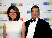 Former White House Chief of Staff (Reagan) Kenneth Duberstein and his wife, Jacqueline, arrive for the formal Artist's Dinner honoring the recipients of the 39th Annual Kennedy Center Honors hosted by United States Secretary of State John F. Kerry at the U.S. Department of State in Washington, D.C. on Saturday, December 3, 2016. The 2016 honorees are: Argentine pianist Martha Argerich; rock band the Eagles; screen and stage actor Al Pacino; gospel and blues singer Mavis Staples; and musician James Taylor.<br /> Credit: Ron Sachs / Pool via CNP