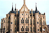 Bishop's Palace (1887-1893) by Antonio Gaud&iacute; (1852-1926), Astorga. Le&oacute;n province<br /> <br /> Palacio Episcopal (1887-1893) por Antonio Gaud&iacute; (1852-1926)<br /> <br /> Bischofspalast (1887-1893) von Antonio Gaud&iacute; (1852-1926), Astorga, Provinz Le&oacute;n<br /> <br /> 2610 x 1742 px<br /> Original: 35 mm
