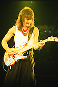 EDDIE VAN HALEN: VAN HALEN: Live, <br />
