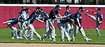 4-24-17, Skyline High School vs Monroe High School varsity baseball