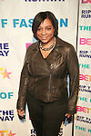 BET's Lynne Harris Taylor attends BET'S RIP THE RUNWAY 2011 Hosted by MEHCAD BROOKS AND SELITA EBANKS AT THE <br />
