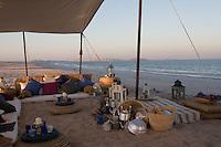 Beach camp 1 - Al Khaluf, Oman