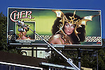 Cher Billboard for record titled Take Me Home on the Sunset Strip  1979