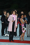 Tamara Tunie, Rhonda Ross, her son Rai, skaters at the 2012 Skating with the Stars - a benefit gala for Figure Skating in Harlem celebrating 15 years on April 2, 2012 at Central Park's Wollman Rink, New York City, New York.  (Photo by Sue Coflin/Max Photos)