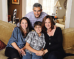 KTI Bat Mitzvah.Rye Brook, Westchester.New York.Family Photos - home.