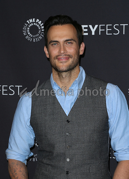 """20 March 2015 - Hollywood, Cheyenne Jackson. The Paley Center For Media's 33rd Annual PaleyFest Los Angeles - Closing Night Presentation: """"American Horror Story: Hotel"""" Held at The Dolby Theatre. Photo Credit: F.Sadou/AdMedia"""