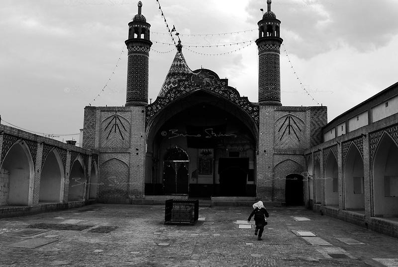 Kashan, Iran, April 9, 2007