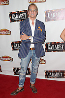HOLLYWOOD, CA - JULY 20: Carson Kressley at the opening of 'Cabaret' at the Pantages Theatre on July 20, 2016 in Hollywood, California. Credit: David Edwards/MediaPunch