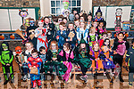 Kilflynn Halloween Party: The children who took part in the Halloween Costume party at St. Columba's Community centre on Saturday night last.