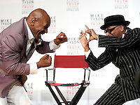"""Tyson & Spike Lee """" Undisputed Truth """" conference - New York"""