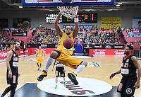 Basketball 1. Bundesliga, 12. Spieltag, Walter Tigers Tuebingen - ratiopharm Ulm