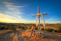 """At one of my """"special places"""" in Santa Fe - I visit this powerful spot every time I am in N New Mexico!"""