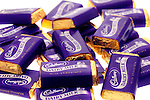 Cadbury Dairy Milk Miniatures Chocolates