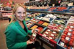 Foto: VidiPhoto<br /> <br /> NIEUW BERGEN - Portret van Chantal de Rijke, directeur commercie en marketing van Jan Linders supermarkten.