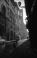 Streets of Florence. Florence, Italy<br />
