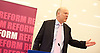 Reform Crime Conference on <br /> Crime, Justice &amp; Safer Communities <br /> at KPMG, Canary Wharf London, Great Britain <br /> 2nd July 2014<br /> <br /> Keynote speech by <br /> <br /> Rt Hon Chris Grayling MP<br /> The Lord Chancellor and Secretary of State for Justice <br /> <br /> introduced by Reform co-founder Andrew Haldenby<br /> and <br /> Richard Harries <br /> <br /> Photograph by Elliott Franks