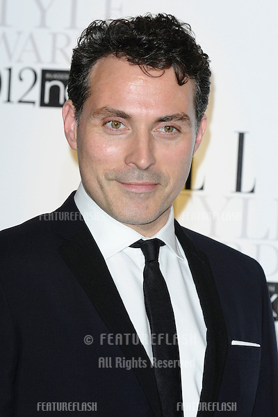 Rufus Sewell arriving for the Elle Style Awards 2012 at the Savoy Hotel, London. 13/02/2012 Picture by: Steve Vas / Featureflash