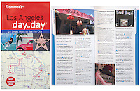 Oct 15, 2008 - Los Angeles, California, USA - Frommer's guide book series 'Day To Day' choose this stock image of mine of the Fred Segal store in LA to use in their latest edition of the Los Angeles guide. .(Credit Image: © Marianna Day Massey/ZUMA Press)