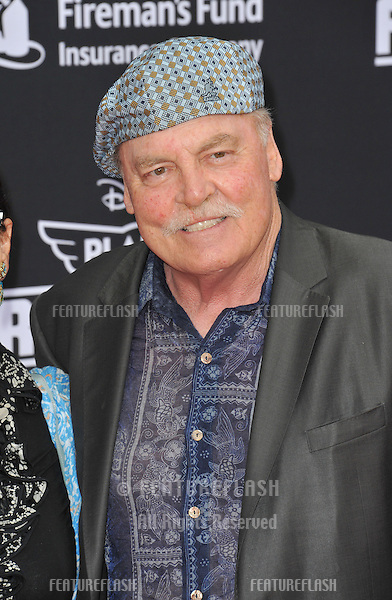 Stacy Keach at the world premiere of his movie Disney's &quot;Planes: Fire &amp; Rescue&quot; at the El Capitan Theatre, Hollywood.<br /> July 15, 2014  Los Angeles, CA<br /> Picture: Paul Smith / Featureflash