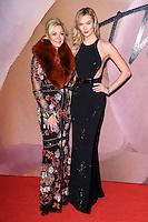 Nadja Swarovski &amp; Karlie Kloss at the Fashion Awards 2016 at the Royal Albert Hall, London. December 5, 2016<br /> Picture: Steve Vas/Featureflash/SilverHub 0208 004 5359/ 07711 972644 Editors@silverhubmedia.com