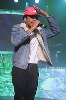 MIAMI BEACH, FL - OCTOBER 10: Chancelor Bennett aka Chance the Rapper performs at the Fillmore on October 10, 2016 in Miami Beach, Florida. Credit: mpi04/MediaPunch