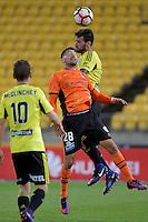 20170121 A League - Wellington Phoenix v Brisbane Roar FC