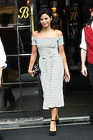 NEW YORK, NY - JULY 21: Jenna Dewan Tatum seen on July 21, 2016 in New York City. Credit: DC/Media Punch