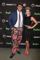 BEVERLY HILLS, CA - SEPTEMBER 13: Chris Sullivan, Rachel Sullivan at the PaleyFest 2016 Fall TV Preview featuring NBC at the Paley Center For Media in Beverly Hills, California on September 13, 2016. Credit: David Edwards/MediaPunch