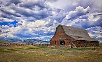 Big Sky Barn - Montana