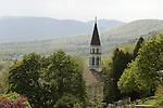 Churches: Steeple