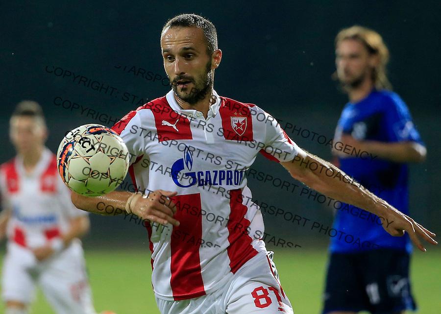 Fudbal Jelen Super League season 2015-2016<br /> Mladost (Lucani) v Crvena Zvezda<br /> Predrag Sikimic<br /> Lucani, 30.08.2015.<br /> foto: Srdjan Stevanovic/Starsportphoto&copy;