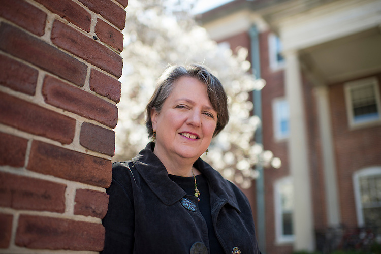 UNITED STATES - APRIL 6: Kathleen Merrigan, is George Washington University's executive director of the Sustainability Institute. (Photo By Bill Clark/CQ Roll Call)