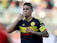 Estados Unidos (USA) v Colombia (COL), 01-06-2016. CA_2016