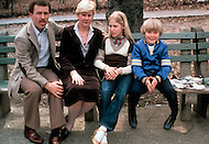 Beverly Hills, Los Angeles, California - April 9, 1979. This photograph of the young Ricky Schroder (8) with his family, was taken before the 1979 Academy Awards, where he won the Golden Globe Award for New Star of the Year for his role in Academy Award-winning film The Champ, directed by Franco Zeffirelli. Ricky Schroder (born April 13, 1970) is an American actor and director, who is known for his debut in The Champ and, more recently, his role in television crime drama NYPD Blue.