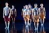 Terra Incognita<br /> by Shobana Jeyasingh <br /> Music by Gabriel Prokofiev<br /> Designed by Jean-Marc Puissant <br /> Lighting by Lucy Carter <br /> Rambert Dance at Sadler's Wells, London, Great Britain <br /> 18th November 2014 <br /> rehearsal <br /> <br /> Luke Ahmet <br /> <br /> Adam Blyde<br /> <br /> <br /> Adam park <br /> <br /> Pierre Tappon<br /> <br /> Lucy Balfour <br /> <br /> Carolyn Bolton <br /> <br /> Simone Damburg Wurtz<br /> <br /> Vanessa King <br /> <br /> Hannah Rudd<br /> <br /> <br /> Photograph by Elliott Franks <br /> Image licensed to Elliott Franks Photography Services
