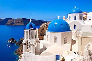 Picture of Oia Santorini Greece