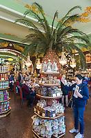 Eliseevsky Retro Store Interior, Saint Petersburg