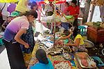 Selling Fish, Gyee Zai Market
