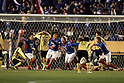Yokohama F Marinos team group, DECEMBER 29, 2011 - Football / Soccer : Masashi Oguro (C) of Yokohama F Marinos celebrates with his teammates after scoring their second goal during the 91st Emperor's Cup semifinal match between Yokohama F Marinos 2-4 Kyoto Sanga F.C. at National Stadium in Tokyo, Japan. (Photo by Hiroyuki Sato/AFLO)