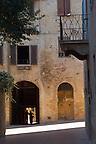 Quiet Street - San Gimignono Italy.